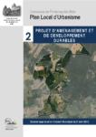 2 : Projet d'Aménagement et de Développement Durable