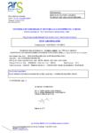 Contrôle de la qualité de l'eau à Fontenay-lès-Briis – Prélèvement et mesures de terrain du 12/10/2018