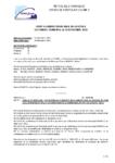 COMPTE-RENDU CONSEIL MUNICIPAL DU 19 NOVEMBRE 2020