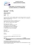 COMPTE-RENDU CONSEIL MUNICIPAL du 7 OCTOBRE 2020
