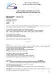 COMPTE-RENDU CONSEIL MUNICIPAL du 15 DECEMBRE 2020